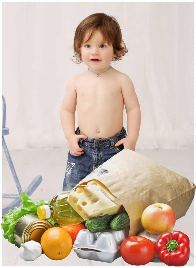Диета для зачатия мальчика