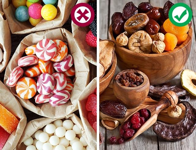 снижаем уровень сахара и увеличиваем уровень глюкозы