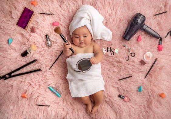 как легко сделать детскую фотосессию