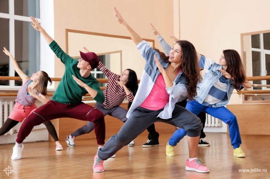 танцы как борьба с хандрой