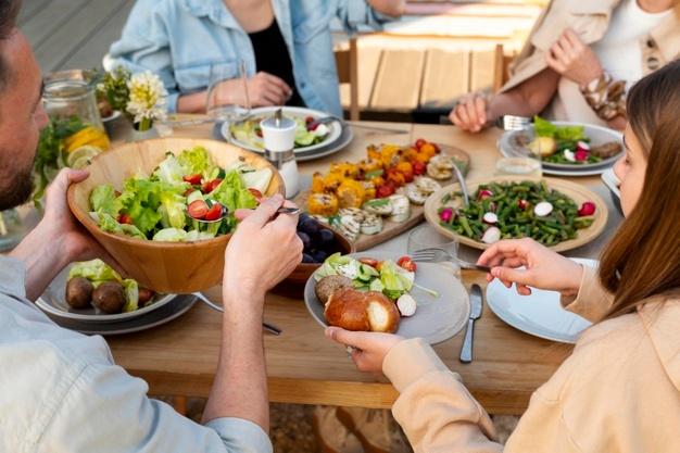 еда как способ поднять настроение